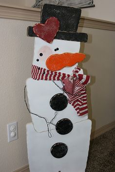 Snowman (picture only)