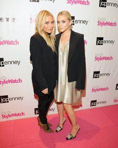 Ashley Olsen Shoes