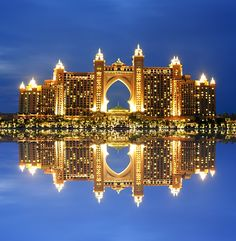 Atlantis The Palm  http://www.atlantis.com/  Photo by JBern Eugenio http://jberneugenio.deviantart.com/art/Atlantis-Palace-Dubai-United-Arab-Emirates-378855878