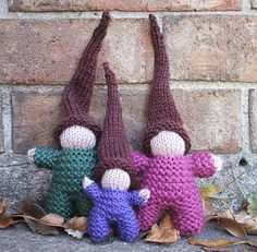 Ravelry: Gnome Baby pattern by Tonya L Gunn