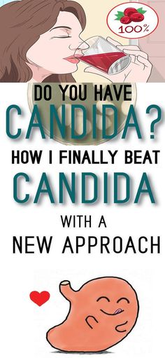 Get rid of Candida once and for all: foods & natural remedies!