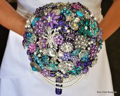 Broach bouquet <3 <3 <3 <3