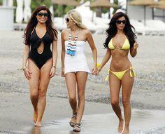 Lucy Mecklenburgh Jessica Wright Sexy Bikini Bikini Girls Amy Childs Save The
