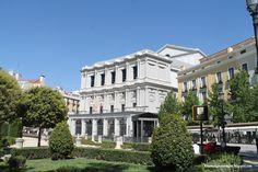 Palacio de la Opera. Madrid