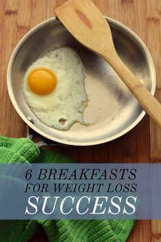 Build a better breakfast. See how to cook a healthy breakfast for weight loss. #breakfast #recipes #healthyeating #weightloss