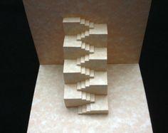 3D Paper pop up | Paper Pop-Up (3D Origamic Architect ure) ...