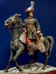 Joachim Murat Granduc de Berg. Painted by Enrico Azeglio