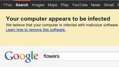 Google will warn users if they are infected with a virus that will block them from the Internet in July