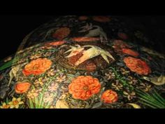 lacquer art