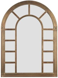 Fredrickson Arch Wall Mirror - Wall Mirrors - Home Decor | HomeDecorators.com