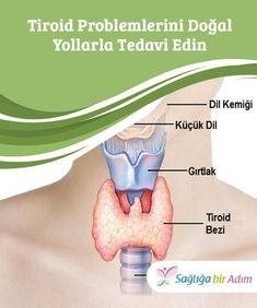 Tiroid Problemlerini Doğal Yollarla Tedavi Edin Tiroid problemleri #kemik yoğunluğunda azalmaya #sebep olabilir, #kalsiyum ve D vitamini içeren bir #diyet emilimi kolaylaştırır.