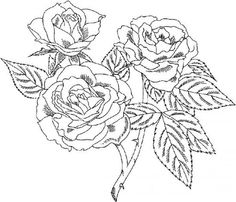 136 Best Roses To Color Images In 2017 Coloring Pages