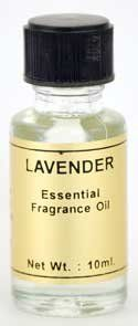 Lavender Essential oil 10ml by New Age. $4.26. Using the natural oils derived from the Lavender Flower, Lavender Essential Oil offers a wonderful floral fragrance that is enjoyed in a wide range of perfumes and fragrances. It is also popularly used as an anointing oil within ritual magic, and is said to be useful in cleansing, healing, and creating love spells. This is a 10 ml bottle of high quality Lavender Essential Oil, for external use only.