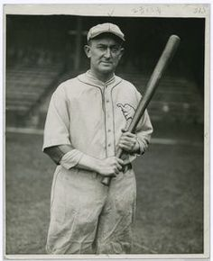 """Famous Person: Ty Cobb, also known as """"The Georgia Peach"""", was the greatest baseball player in the 1920s. He batter above 400 three times and has the highest batting average of all time at .367."""