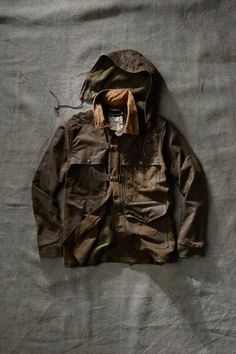 F/W 2014 Collection by Nigel Cabourn | C.C. Filson