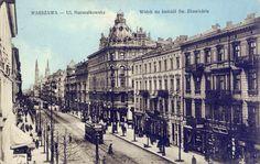 Sehnsucht nach dem alten Warschau