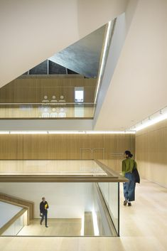 Gallery of The Design Museum of London / OMA + Allies and Morrison + John Pawson - 43