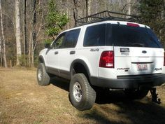 thepotroast 2003 Ford Explorer Specs, Photos, Modification Info at CarDomain Lifted Ford Explorer, First Time Driver, Best Car Insurance, Specs, Vehicles, Trucks, Colouring, Photos, Goals
