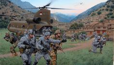 Bastogne Rendezvous Property of the 101st Airborne, Ft Campbell KY by Larry Selman