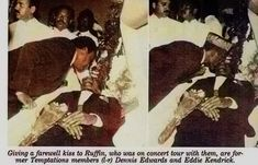 Original Temptations, Dennis Edwards, Ebony Magazine Cover, African American History, Motown, History Facts, Black People, Black History, Vintage Black