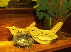 Wren bird puzzle