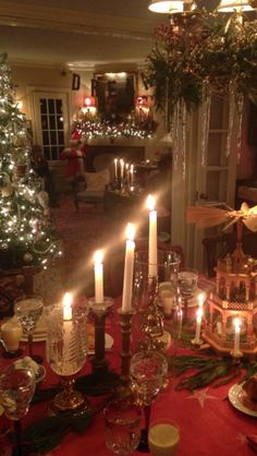 Christmas at Gull Cottage