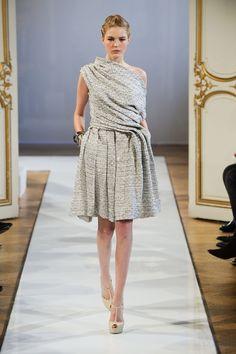 Défilé Christophe Josse haute couture printemps-été 2012 photo