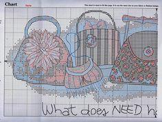 HANDBAG HEAVEN 3 Cross Stitch Borders, Cross Stitching, Cross Stitch Patterns, Stitches Wow, All Craft, Christmas Cross, Le Point, Needlework, Crafty