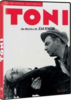 Toni (1935) Francia. Dir.: Jean Renoir. Drama. Inmigrantes - DVD CINE 2093 Jean Renoir, O Drama, 1930s, Boyfriends, Movies, Movie Covers, Rain, France