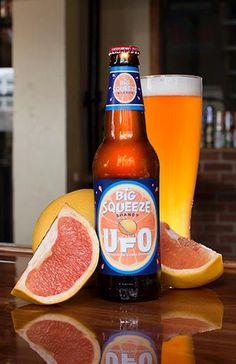 Hazy wheat beer meets tart, ruby-red grapefruit in this sweet-tart shandy that goes down easier than the juice itself. - Delish.com
