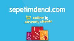 sepetimdenal.com online alışveriş siteniz AÇILDI