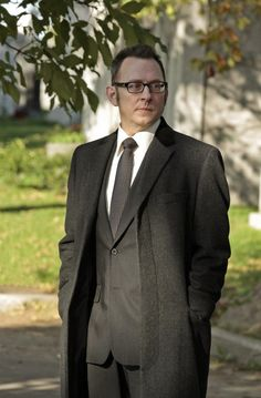 Michael Emerson, plays Harlod Finch in the TV show, Person of Interest