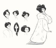 Art by Becca Gautrey* • Blog/Website | (http://gautreeart.tumblr.com)  ★ || CHARACTER DESIGN REFERENCES™ (https://www.facebook.com/CharacterDesignReferences & https://www.pinterest.com/characterdesigh) • Love Character Design? Join the #CDChallenge (link→ https://www.facebook.com/groups/CharacterDesignChallenge) Promote your art in a community of over 100.000 artists! || ★