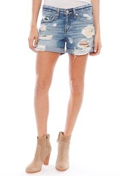 Rag and Bone Boyfriend Shorts - the most comfortable shorts made.