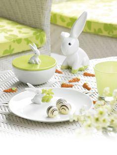 Goebel Bunny de Luxe