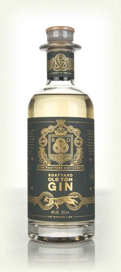 Chantier Old Tom Gin