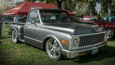 1968 Chevy Truck, Classic Chevy Trucks, Chevrolet Trucks, Chevy Stepside, Chevy Pickups, C10 Trucks, Pickup Trucks, Vintage Trucks, Dream Garage