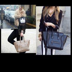 celine . IT bag . must have