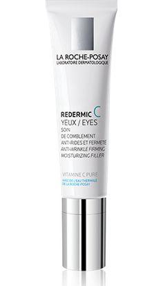 Tout savoir sur REDERMIC [C] YEUX, un produit de la gamme Redermic de La Roche-Posay recommandé pour Signes de l'âge, rides, fermeté. Conseils d'experts gratuits