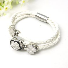 PandaHall Jewelry—Handmade PU Leather Bracelets | PandaHall Beads Jewelry Blog