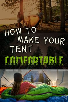 How to make your tent cozy | cozy tent camping | cozy tent ideas | cozy tent camping glamping | cozy tent camping glamping