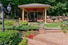 nice brick patio