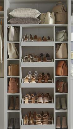 Wardrobe Design Bedroom, Diy Wardrobe, Master Bedroom Closet, Bedroom Wardrobe, Interior Design For Bedroom, Walking Wardrobe Ideas, Fitted Wardrobe Design, Preppy Wardrobe, Bedroom Closets