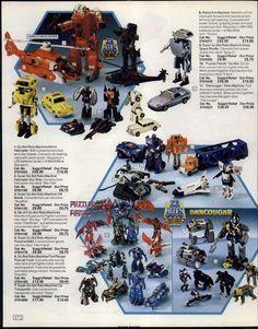 von Argos Superstore 1987 Frühling / Sommer - Suche All Geek Culture, Retro Toys, Vintage Toys, Childhood Toys, Childhood Memories, Gi Joe, 1980s Kids, Japanese Robot, Toy Catalogs