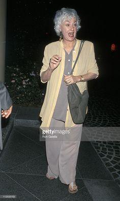bea arthur ron galella | Hollywood Comes Out Honors Senator Paul D. Wellstone - October 2, 1994 ...