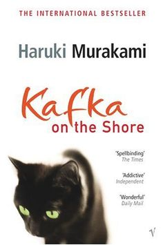 Kafka on the Shore: One of my favorite books of all time.