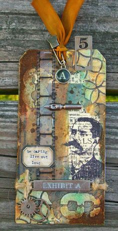 Creative Crap: 12 Tags of 2014- August