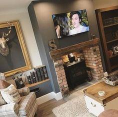Colour scheme living room