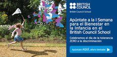 La Semana del Bienestar en la Infancia que organiza el Colegio Británico - Juegos para Niños