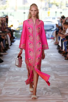 Tory Burch | Ready-to-Wear Spring 2017 | Look 7